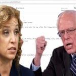 #DNCLeak:Wikileaks DNC Email Leak Proves System Was Rigged Against Bernie Sanders