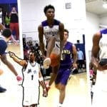 Jaylen Hands - Pulls Tricks in High School All-Star Game!