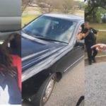 Man Intervenes To Save Woman From Abusive Boyfriend