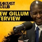 Andrew Gillum Talks About His Run For Governor Of Florida, Criminal Justice And Education Reform