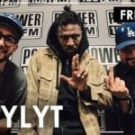 Daylyt Freestyle w/ The L.A. Leakers – Freestyle