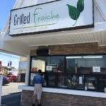 Grilled Fraiche