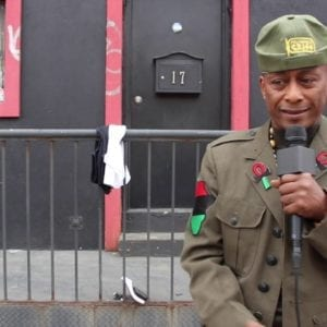 Professor Griff responds to Dj Vlad speaking Bad about Dr. Sebi