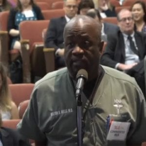 Black Doctor Scolds All White USDA Dietary Guidelines Committee