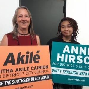 The Black Community In St Petersburg,FL Must Vote Or Watch Us Perish