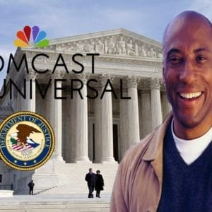 Trump DOJ Sides With Comcast To Fight Against Civil Rights In Byron Allen $20B Case
